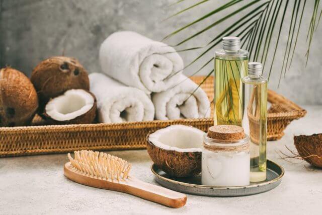 Mejores aceites para el cabello